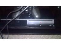 PS3 FOR SALE AS GOT A PS4 NOW ITS GATHERING DUST, ONE CONTROLLER WITH IT AND TWO GAMES