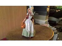 royal daulton milkmaid