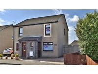 2 bedroomed, 2 storey semi detached house with enclosed rear garden in quiet residential area