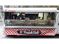 Food truck - Catering Van Peugeot boxer