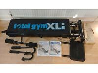Total Gym XLi fitness / pilates machine