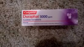 COLGATE DURAPHAT TOOTHPASTE 5000PPM