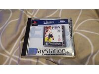 Assorted PS1 games