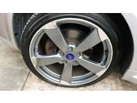 Copy of audi wheels for ford 5 x 108