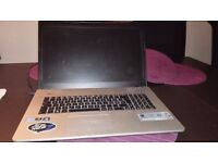 Asus Gaming Laptop Asus N76VZ, Multimedia, Subwoofer