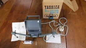 Yashica 8mm Cine Film Editor Model III