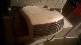 De Longhi fan heater (£40 new) perfect central London bargain