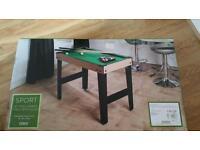 3 feet pool table