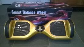 Smart Balance Wheel Hoveboard - Gold