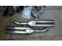Kawasaki Z1000 A (2003-2006) original parts