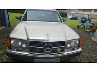 Mercedes 420 SE