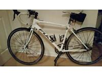 Fuji road bike. 1 year old, barely used only ��250 ono
