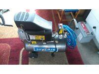 24ltr compressor with hose