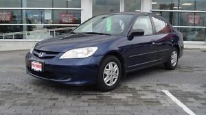 2005 Honda Civic DX-G