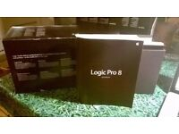Logic Pro Studio - FULL Boxed Manuals