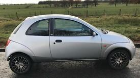 CHEAP FORD KA STYLE 3 DOOR 1.1L (2008) full year mot