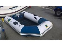 Zodiac 240 cadet inflatable slatted floor -roll up