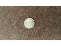 2011 Cardiff £1 coin - make offer