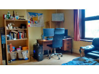 En suite student room opposite Bradford University, available immediately.
