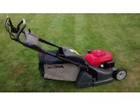 Honda HRX426 QXE Professional Rear Roller Lawnmower