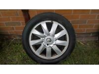 Renault 16inch alloy wheel
