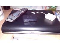 Sky+HD Box, Remote, Mini Wifi, Cables