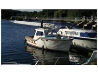 Colvic 20 Boat - River Cruiser / Sea Worker