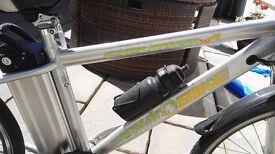 electric bike ENVIROBIKE explorer model like new