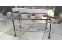 Guinea pig/ rabbit cage with stand