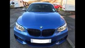 BMW 220d M Sport Coupe Auto