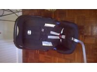 Britax car seat group 0+ rear facing