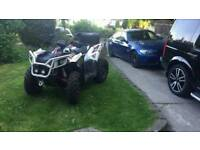 Polaris scrambler 1000 XP Quad Bike