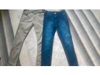 Boys skinny jeans age 13