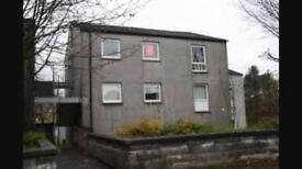 Large 3 bed flat to let in Cumbernauld ( flexible deposit)