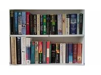 50 Men's Novels With Crime, Action, War, Humour, Sport, Horror, Thrillers, Mystery