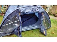 Halfords tent