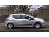 Peugeot 308 1.6 Diesel 2007 (57)**Long MOT**£30 Road Tax**Very Economical Family Car**Only £1895!!!