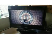 """32""""Samsung lcd tv hd ready with built-in freeview. ."""