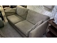 Three Seater Sofa, Grey M&S. very comfortable, replaced so need to clear.