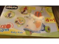Chicco brand new 4 in one baby ride