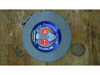 Used 20m Raburn Chesterman measuring tape good working condition