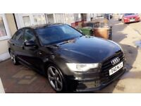 Audi A6 2014 40 K miles, ultra S line black edition fully loaded cheap price