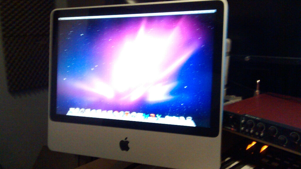 iMac 7.1200720inchin Ashton under Lyne, ManchesterGumtree - iMac 20inch 2007 Snowleopard 10.6.8 Processor 2 GHz intel Core 2 Duo Memory 4 GB 667 MHz DDR2 SDRAM In top condition. Doesnt come with Apple keyboard but instead a black DELL keyboard which works fine