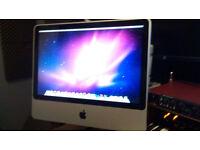 iMac 7.1 - 2007 - 20inch