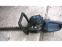 petrol hedge cutters, trimmers