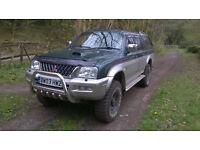 Mitsubishi l200 4life