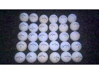 Callaway Golf Balls (30No)