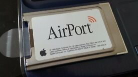 Apple AirPort Wireless Card