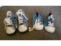 boys shoes (6month under)
