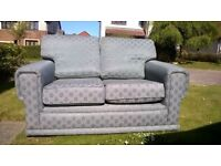 3 seater sofa bed & two seater sofa